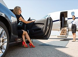 Airport Transfer Chauffeurs