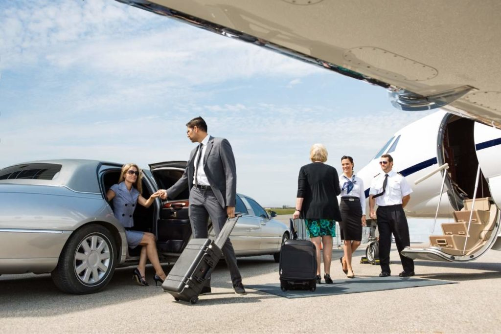 Chauffeur Service for London Airport Transfer