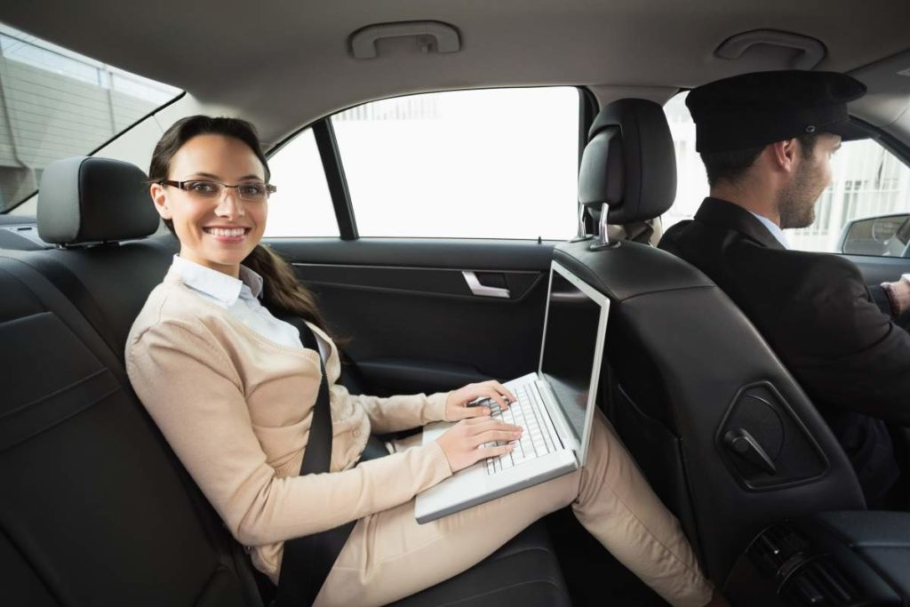London Chauffeurs for Business Persons